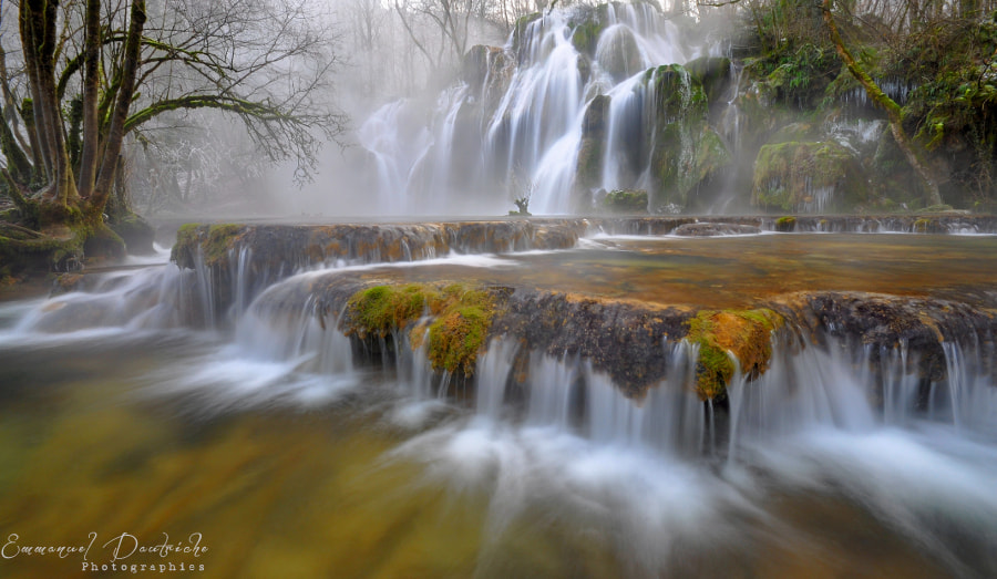 Photograph The world of mist by Emmanuel Dautriche on 500px