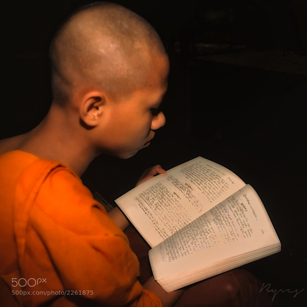 Photograph The study of sacred texts by b. yves on 500px