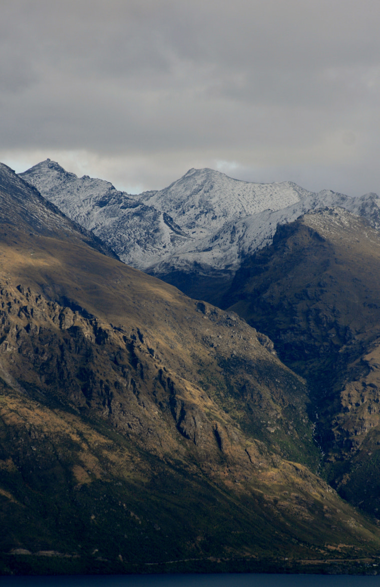 Photograph The Remarkables-The Summer Snow by Danny Bond on 500px