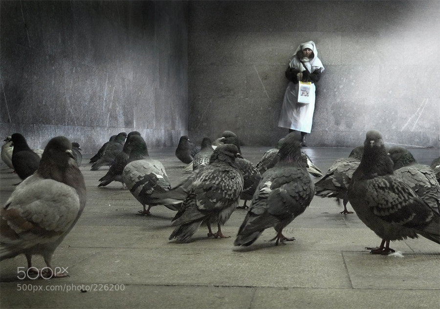 Photograph Подземелье ангелов Немиги by Vladimir Buturlia on 500px