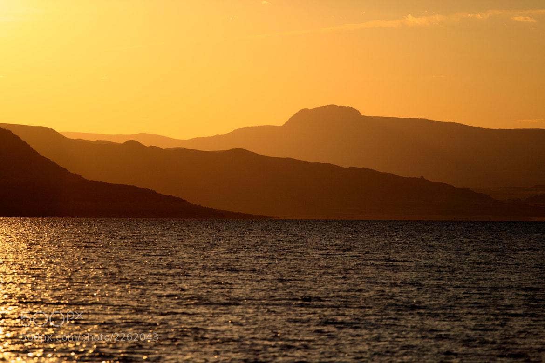 Photograph Sunrise on Three Ridges by Andrew Sulak on 500px