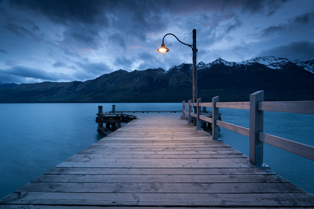 Photograph Glenorchy Jetty by Marcel Lammerse on 500px