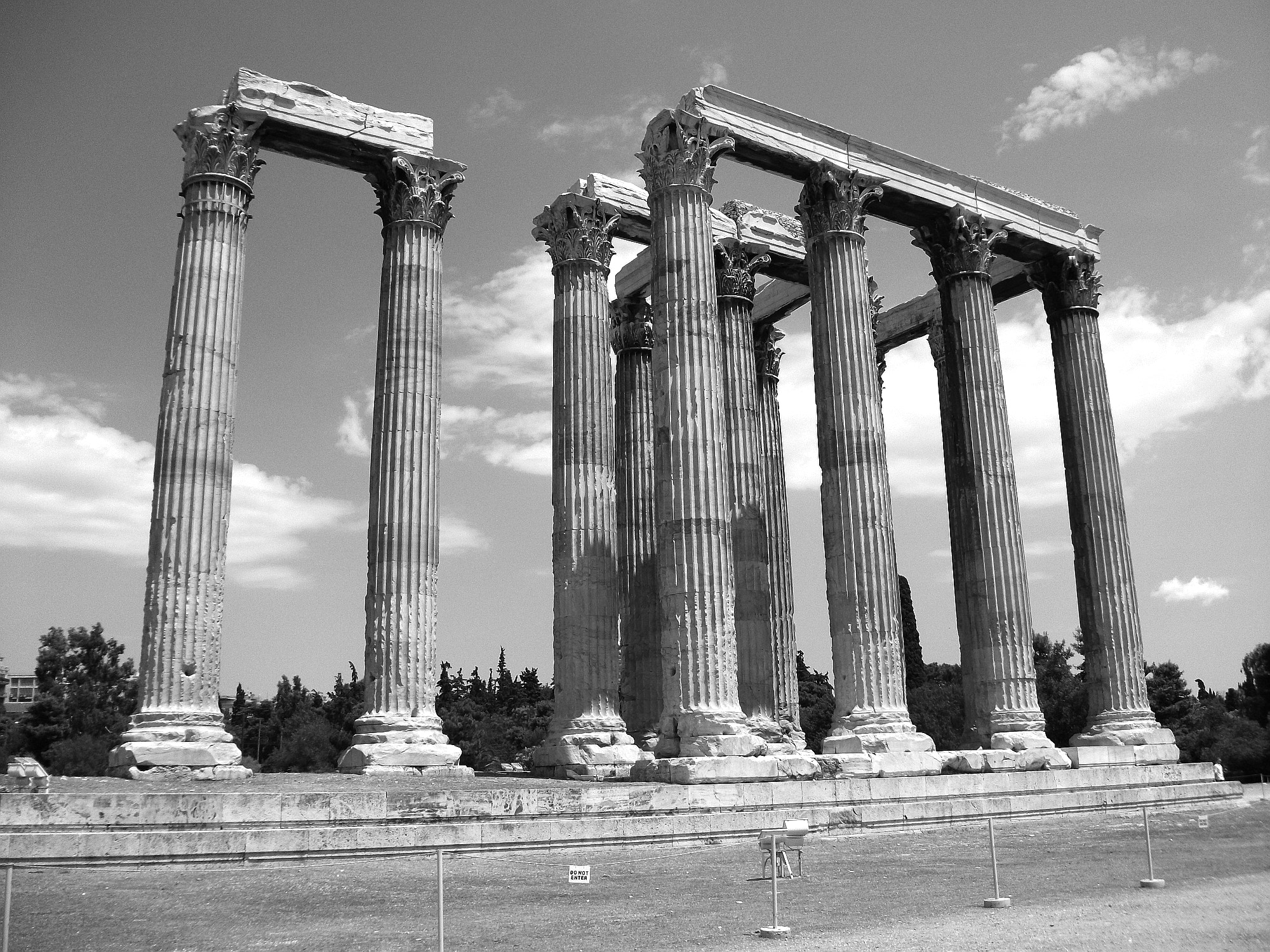 Photograph Temple of Zeus by Fabian Spiteri on 500px