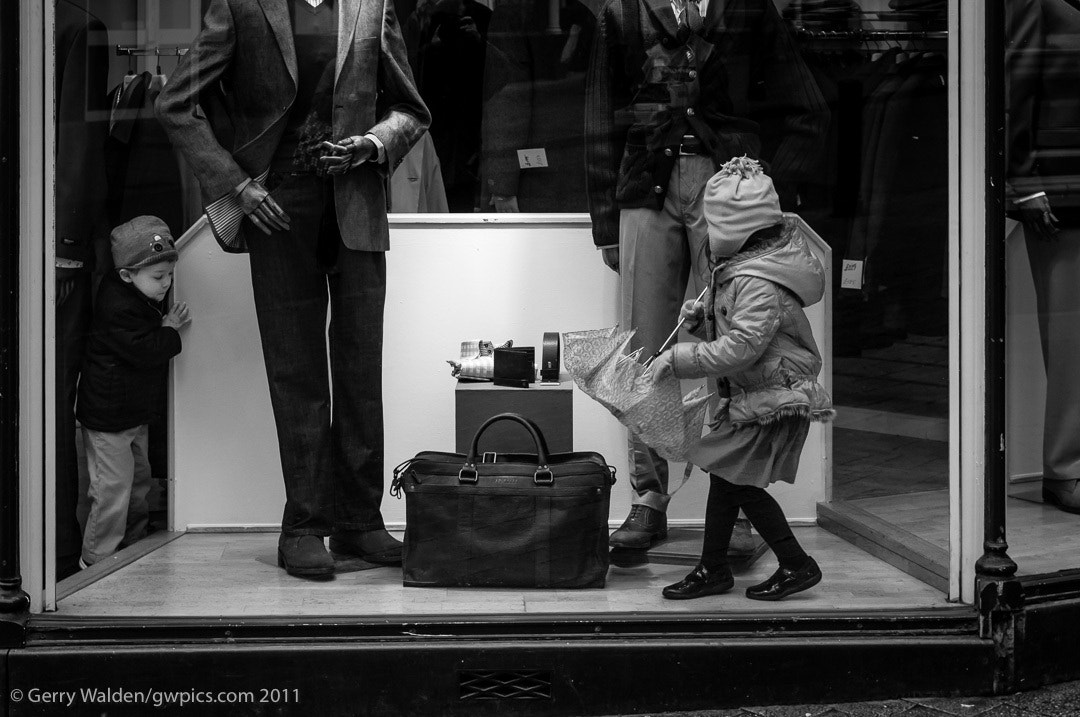Photograph Window Shopping by Gerry Walden on 500px