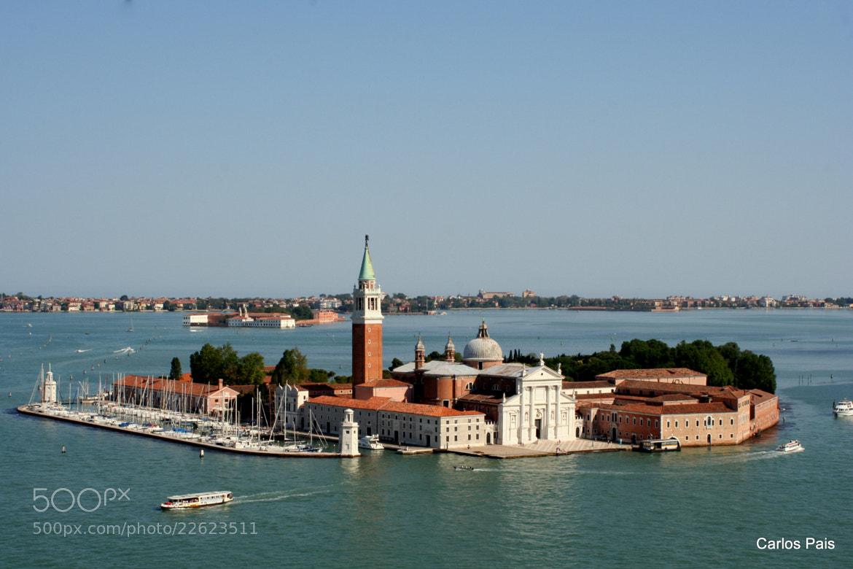 Photograph San Giorgio Maggiore - Venezia by Carlos Pais on 500px