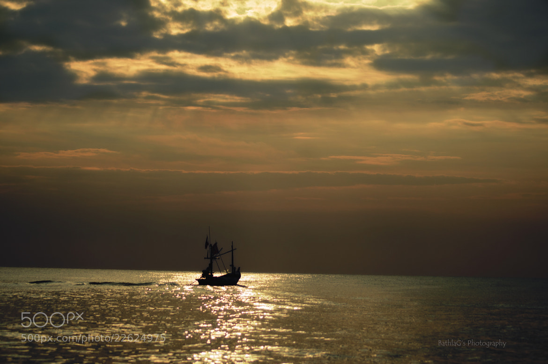 Photograph The lone sailor by Gaurav Bathla on 500px