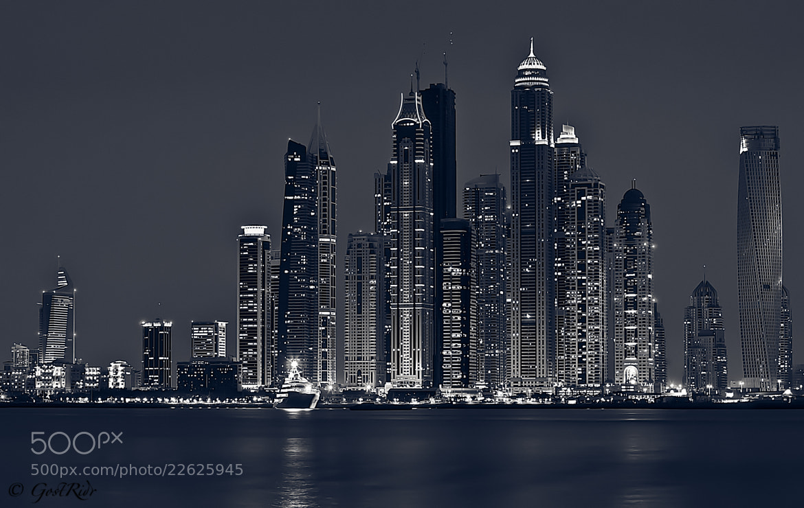 Photograph The Urban Jungle by Karim Nafatni on 500px