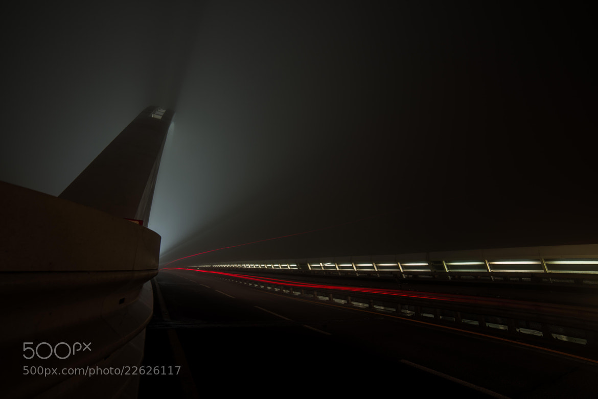 Photograph Ghe' na nebbia che' staia by Michele Fornaciari on 500px