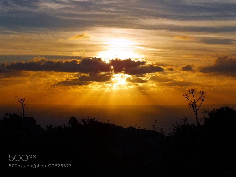 Photograph Sunset in Dingli by Fabian Spiteri on 500px
