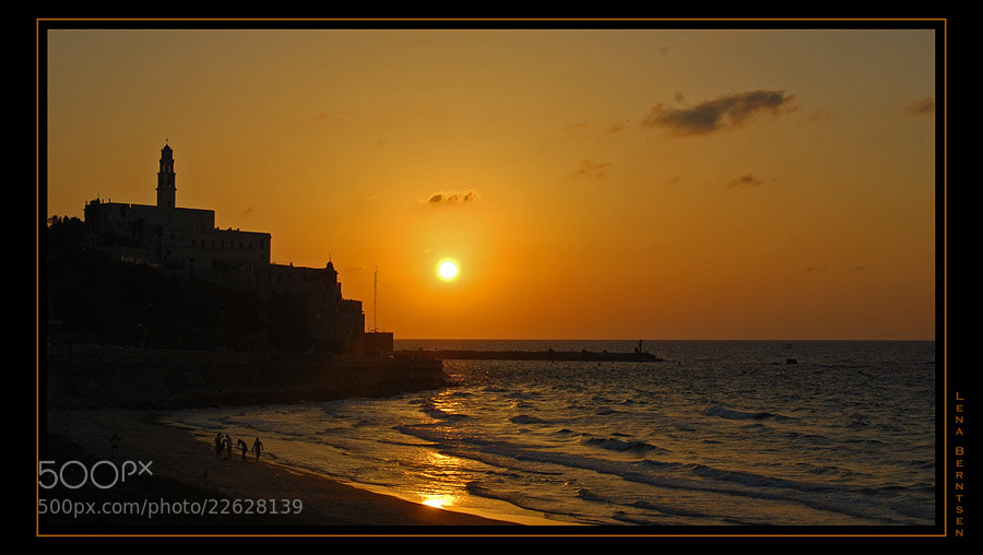 Photograph Old Yafo by Lena Berntsen on 500px