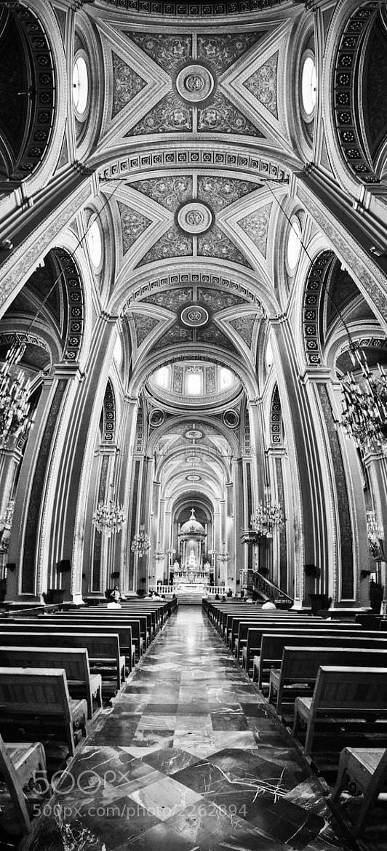 Photograph Catedral de Morelia by Ozukaru R. on 500px