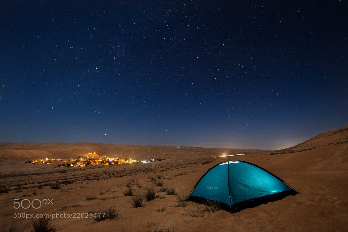 Photograph Oman - Wahiba Sands by Beauty Eye on 500px