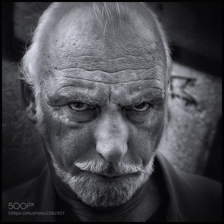 Photograph strong man by Gennadi Blohin on 500px