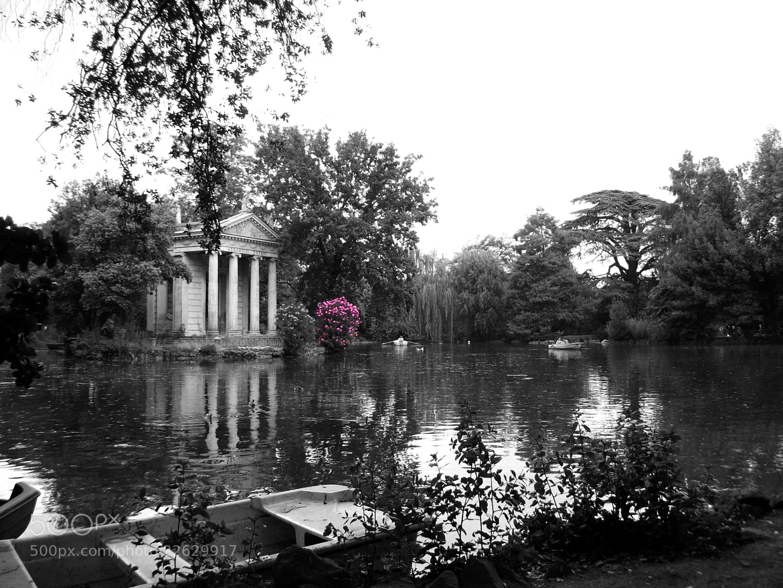 Photograph Villa Borghese, Roma by Fabian Spiteri on 500px