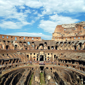 Colosseum by Fabian Spiteri (FabianSpiteri)) on 500px.com