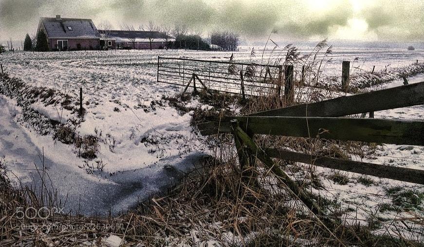 Photograph Snow world by Patrick Strik on 500px