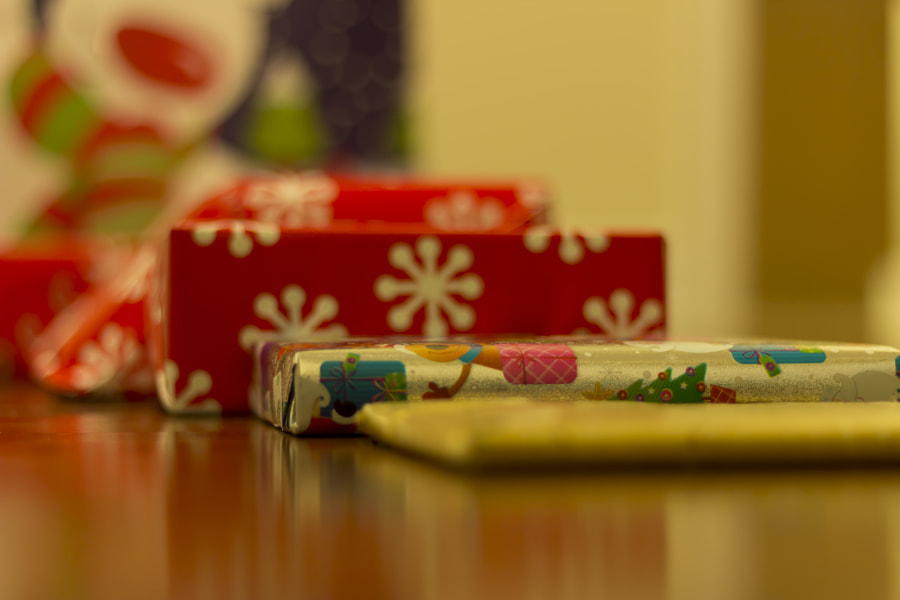 Gifts in Order