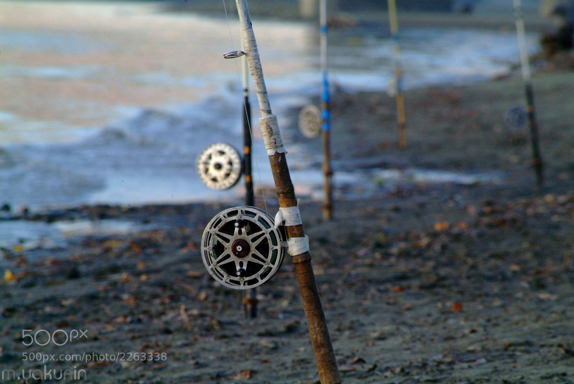 Photograph Fishing rods by Max Yakunin on 500px