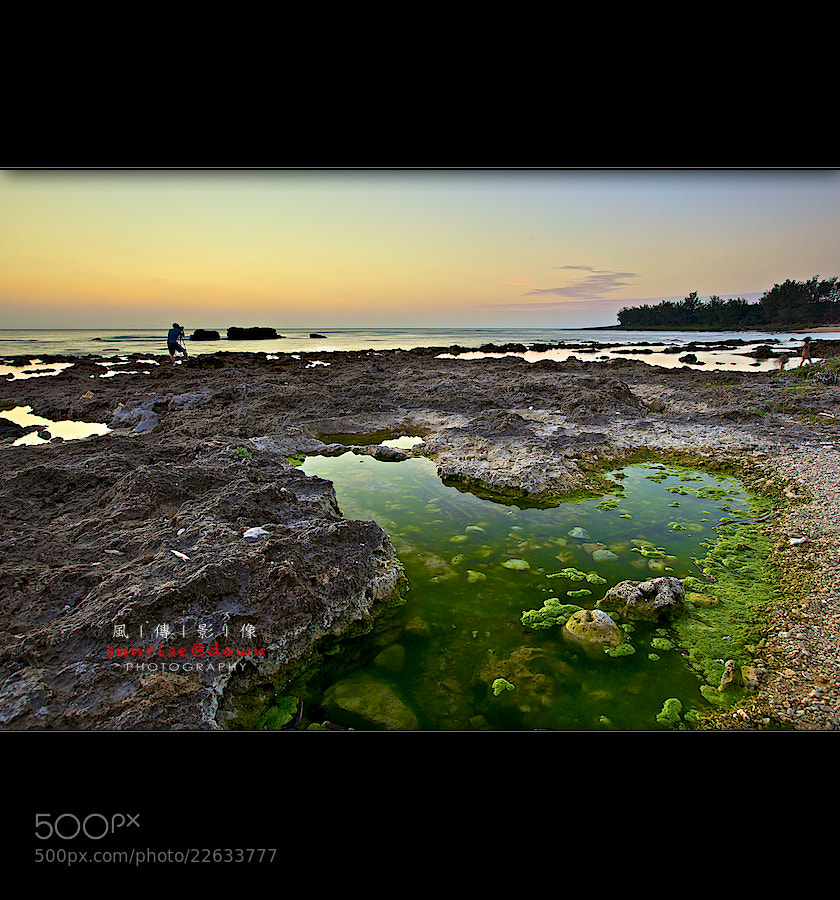 Photograph Dusk in Hengchuen 恆春暮色 by Sunrise@dawn 風傳影像 on 500px