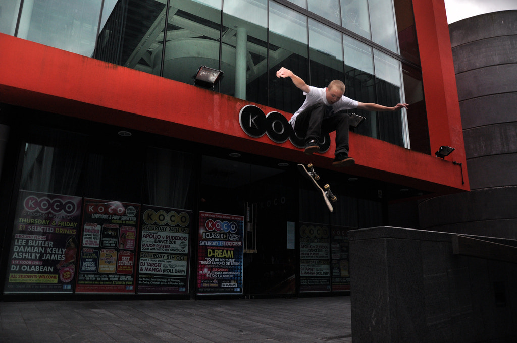 Photograph Liam Evans - Varial Heelflip by Liam Stock on 500px