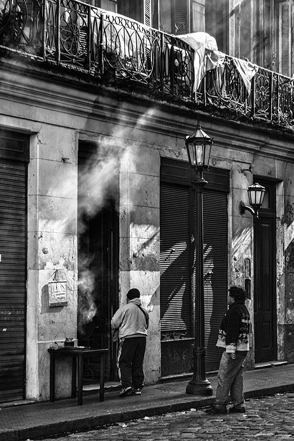 Photograph Streets of San Telmo, Buenos Aires by Marco Cavalheiro on 500px