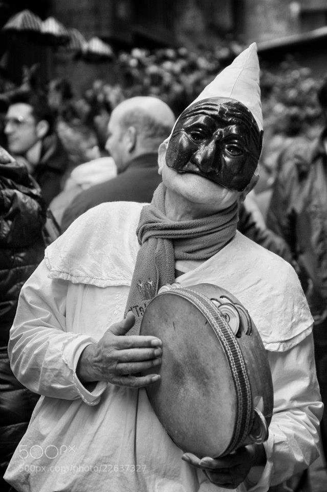 Photograph Mr. Pulcinella  by Antonella Barra on 500px