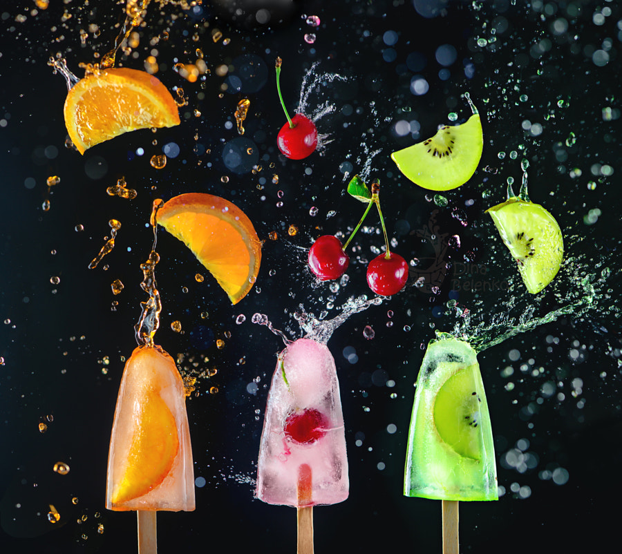 Action Popsicle Collection by Dina Belenko on 500px.com