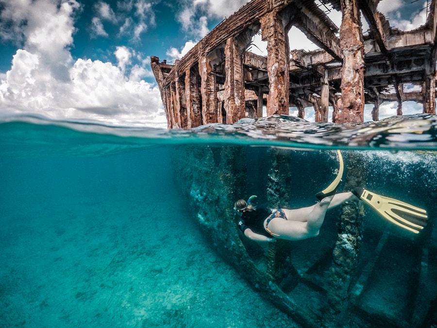 Wreck exploration by Nicolas Thiou on 500px.com