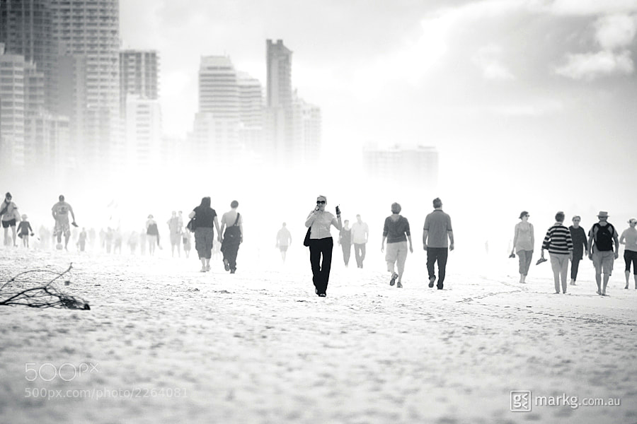Photograph Beach Business by Mark Gee on 500px