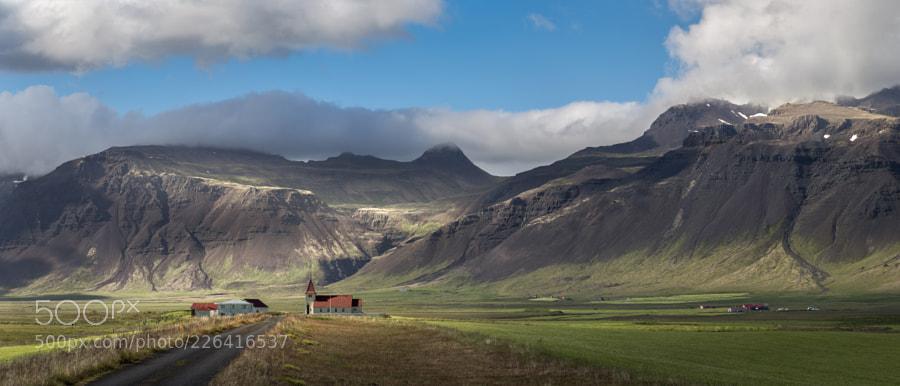 Staðarstaður kirke
