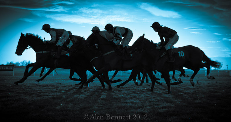 Photograph At The Races by Alan Bennett on 500px