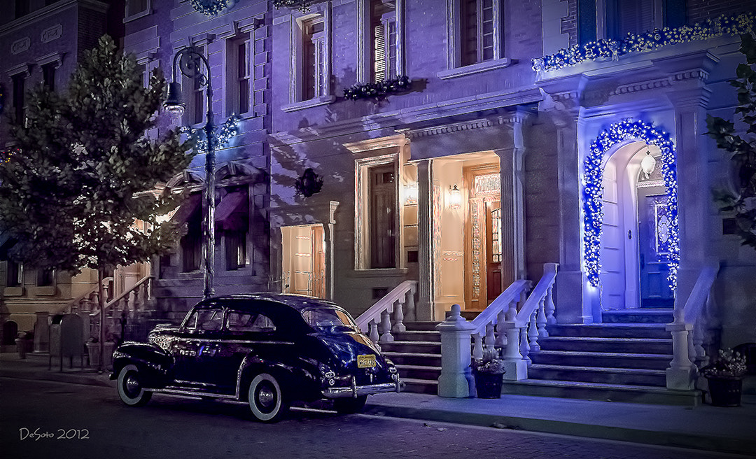 Photograph Upper East Elegance-1940 by Pepe Soto on 500px
