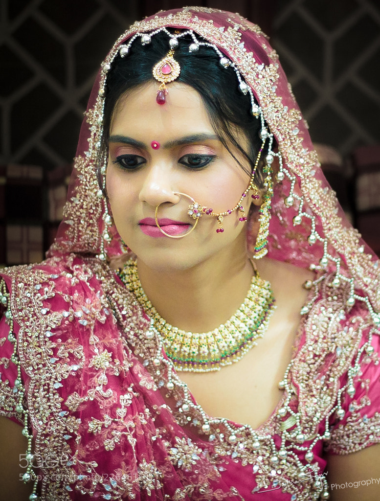 Photograph Indian Bride by Rajiv Jathan on 500px