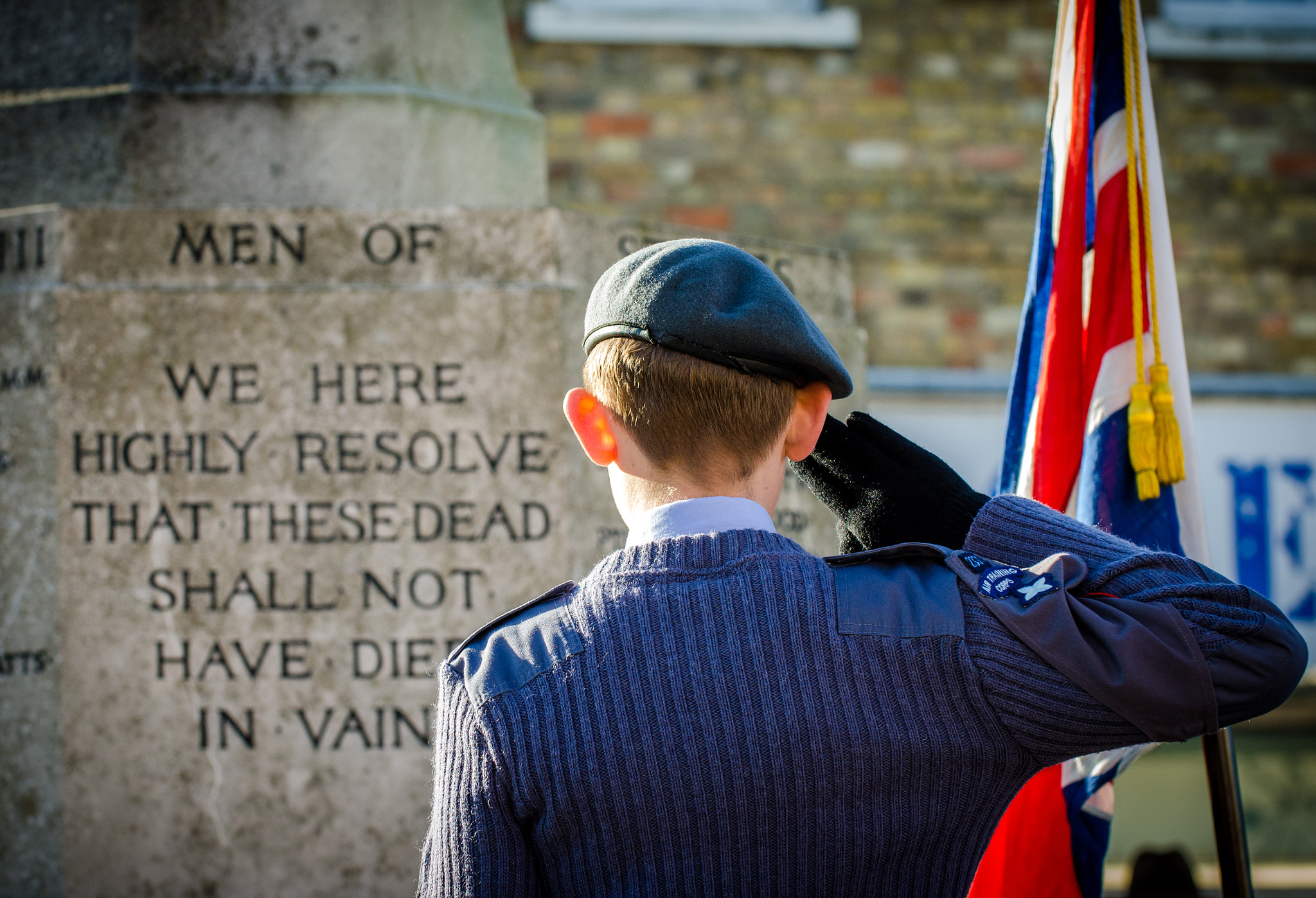 Photograph Remembrance Day  by Alan Bennett on 500px