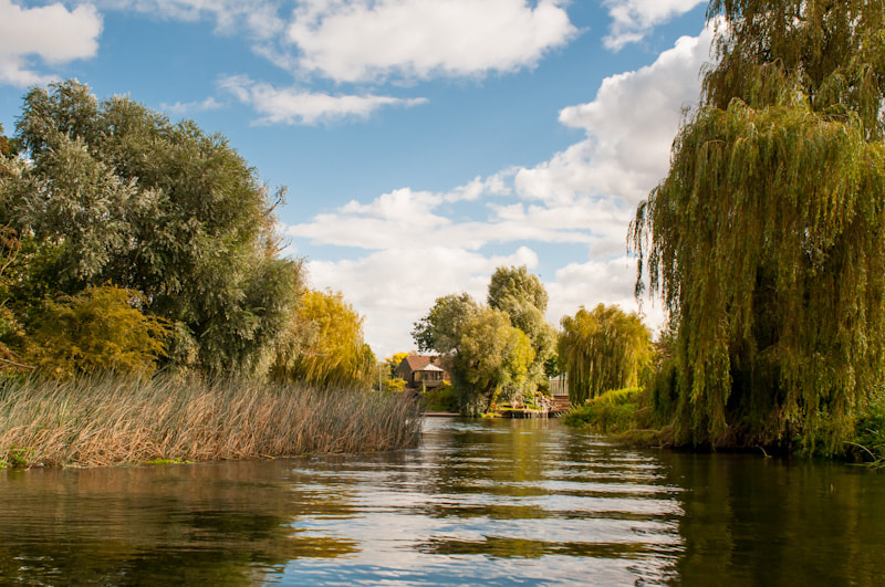 Photograph Great River Ouse by Alan Bennett on 500px