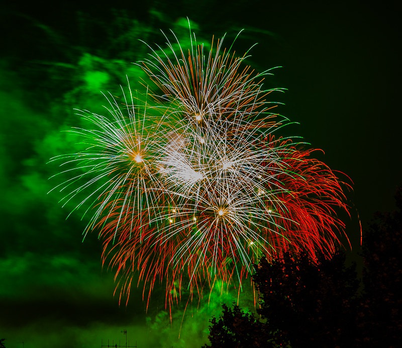 Photograph San Giovanni fireworks by Paolo Baronchelli on 500px