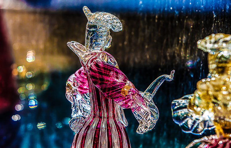 Photograph Crystal and art in Venice by Paolo Baronchelli on 500px