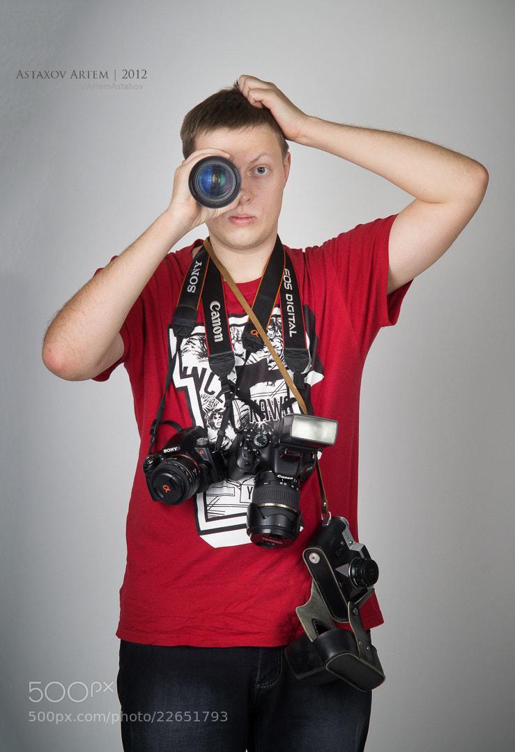 Photograph Cameraman by Артем Астахов on 500px