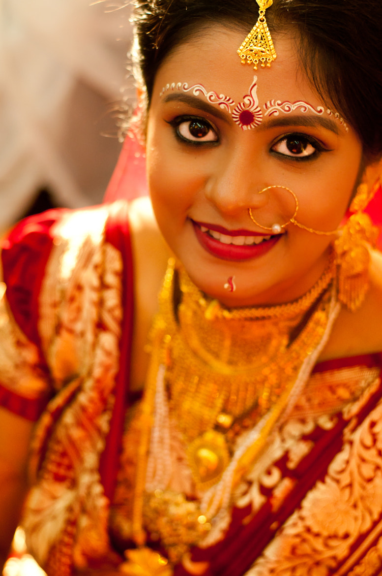 Photograph Shreya - Indian Bride  by Samujjwal Sahu on 500px