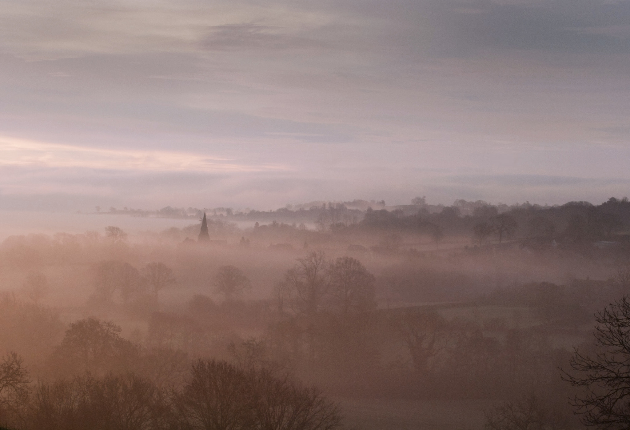 Photograph A pastel morning by Nigel Shaw on 500px