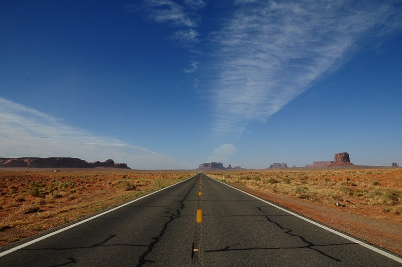 Photograph Vers Monument Valley by Noun 2B on 500px