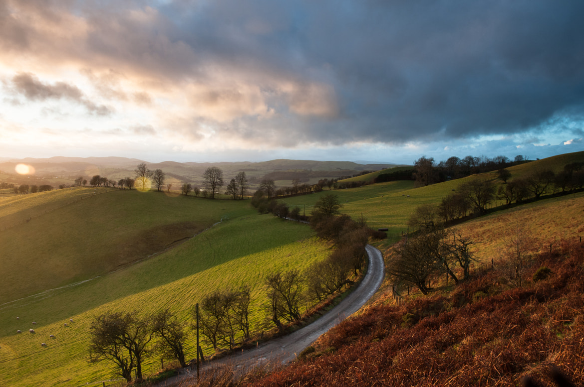 Photograph Afternoon sun in Wales by Robert Proudfoot on 500px