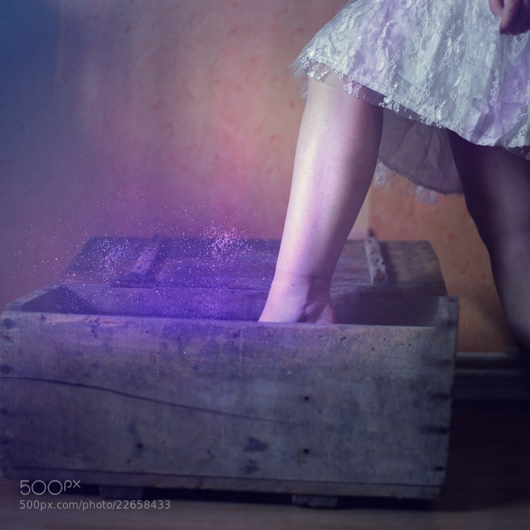 Photograph Magic box by Amandine Adrien on 500px