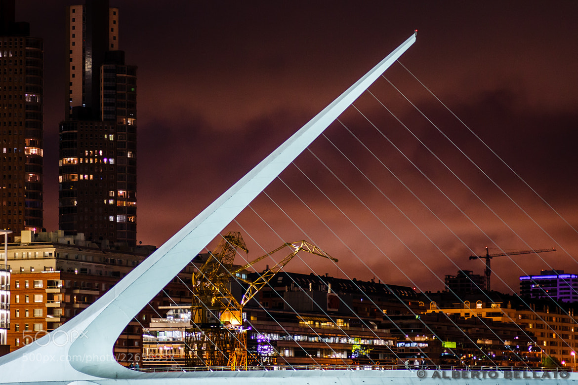 Photograph Calatrava bridge by Alberto Bellato on 500px