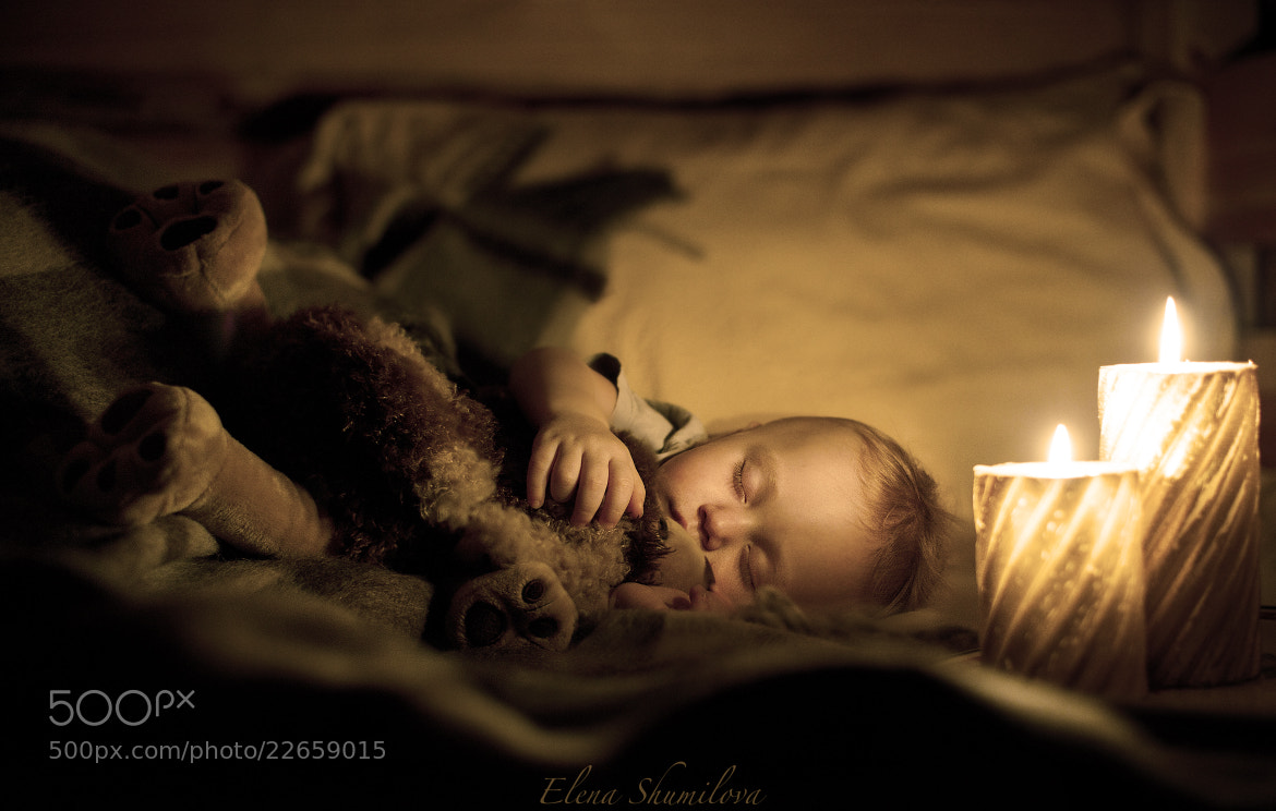 Photograph Sleeping time by Elena Shumilova on 500px