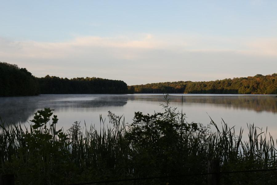 Morning Lake by Mark Becwar on 500px.com