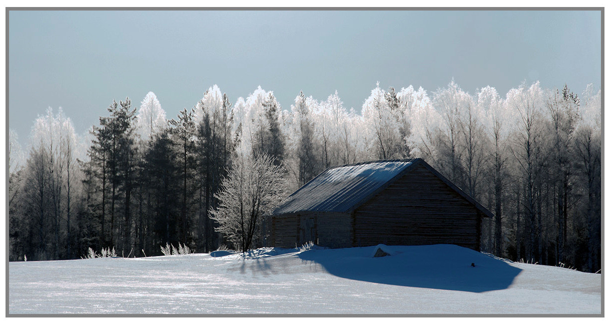 Photograph Scene from Eastern Finland by Pekka Ilari T. on 500px