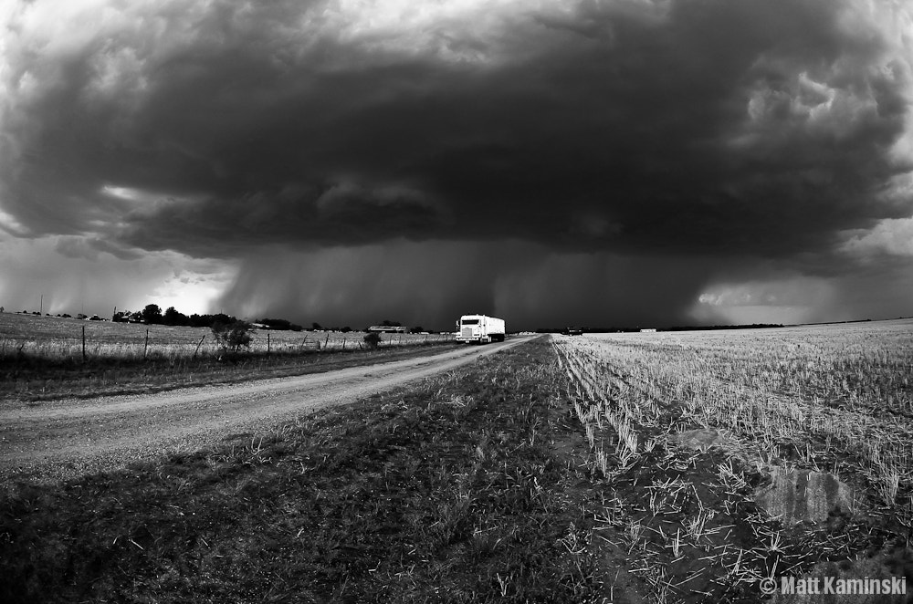 Photograph Storm Chasing by Matt Kaminski on 500px