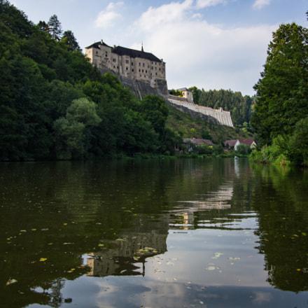 Czech Sternberk Castle