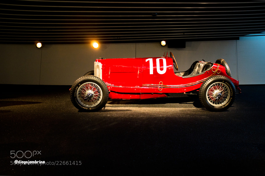 Un coche 10 by Diego Jambrina (Elhombredemackintosh)) on 500px.com